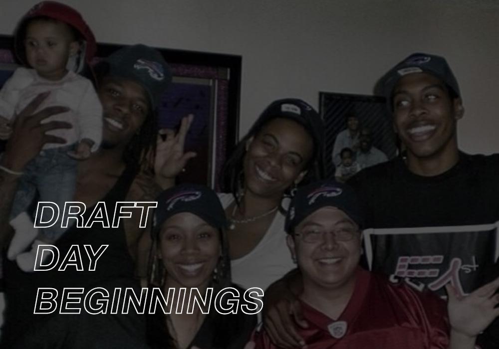 Draft Day Beginnings
