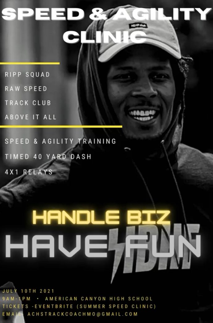 Olympic Speed Training